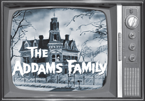 """The Addams Family"" premiered on Friday, Sept. 18, 1964, at 8:30 p.m. on ABC."