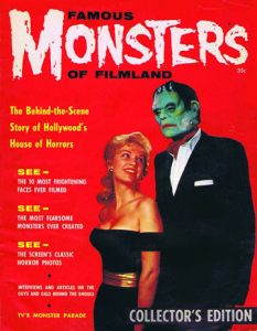 The magazine that launched a million monster nerds. [© Warren Publishing]