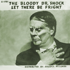 Like Roland before him, Dr. Shock put out a 45-RPM.