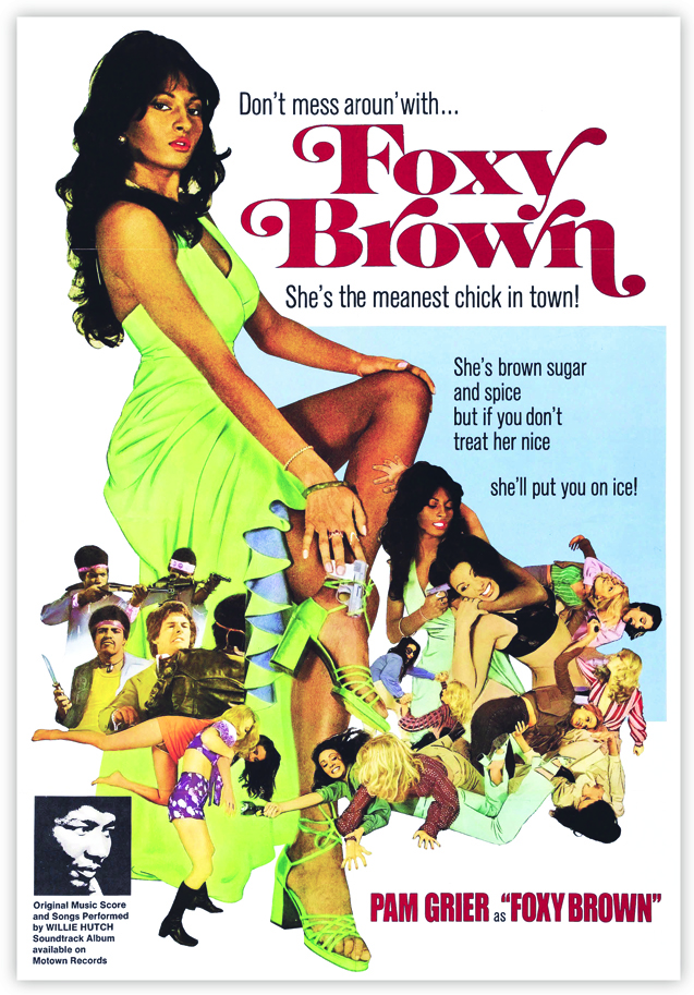 FOXY BROWN 10