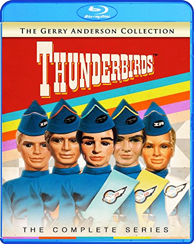 THUNDERBIRDS BLU-RAY