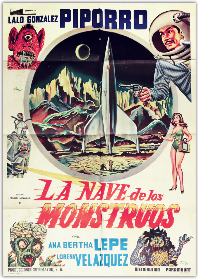 SHIP OF MONSTERS 4