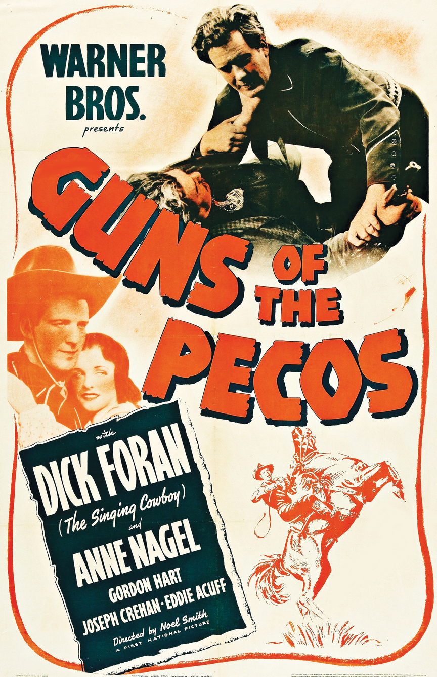 GUNS OF THE PECOS 1