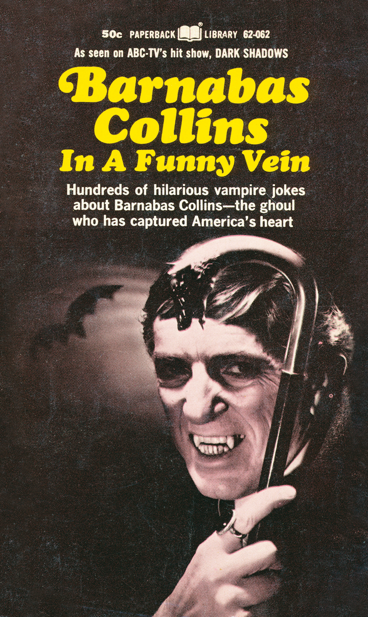 """Barnabas Collins in a Funny Vein"" was not so funny."