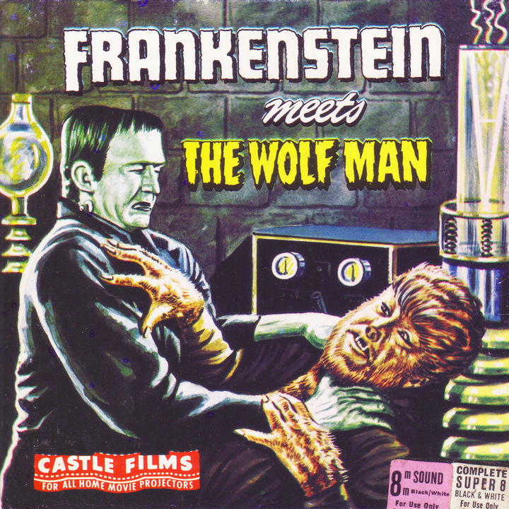"""Nowadays, anybody can pull a device out of their pocket and dial up 'Frankenstein Meets the Wolf Man.' But back then, the opportunities were so rare."""