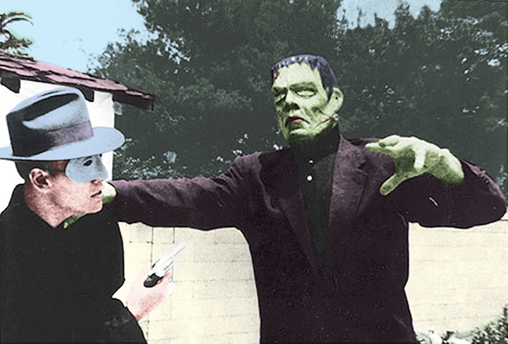 comparison between frankenstein and birthmark As he obsessively pursues his studies, frankenstein divides his head from his heart his intellect and desire for scientific knowledge separate from his emotions.